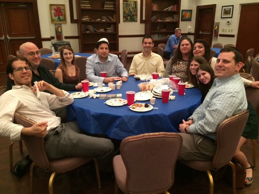 The Tribe Presents Third Fridays Shabbat Dinner @ Temple Beth Emet | Fort Lauderdale | Florida | United States