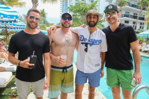 The Tribe's First Annual Pool in Elul @ Thompson Miami Beach, August 15, 2015