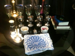 Shabbat Dinner Project @ Various Locations, May 15, 2015