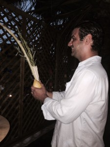 Drinks in the Sukkah, October 1, 2015