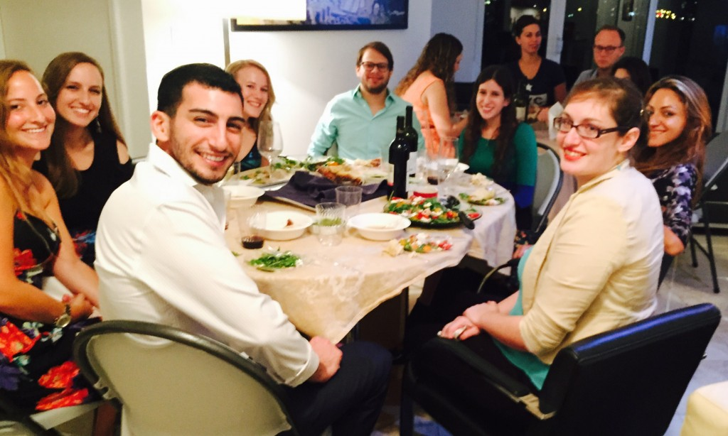 Shabbat Dinner Project @ Various Tribester Homes: Downtown/Brickell & Plantation