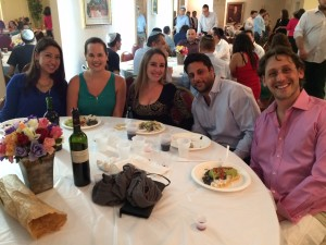 The Tribe Presents Third Friday Shabbat Dinner @ Temple Israel | Miami | Florida | United States