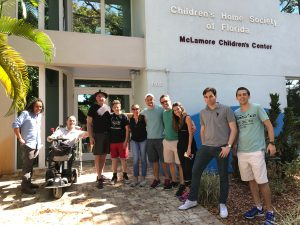Repairing the World @ Children's Home Society | Miami | Florida | United States