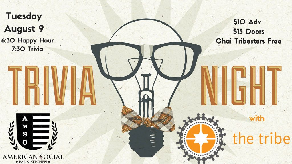 Trivia Night with The Tribe @ American Social | Miami | Florida | United States