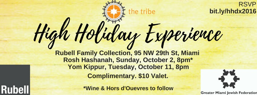 Rosh Hashanah: The Tribe's High Holiday Experience @ Rubell Family Collection | Miami | Florida | United States