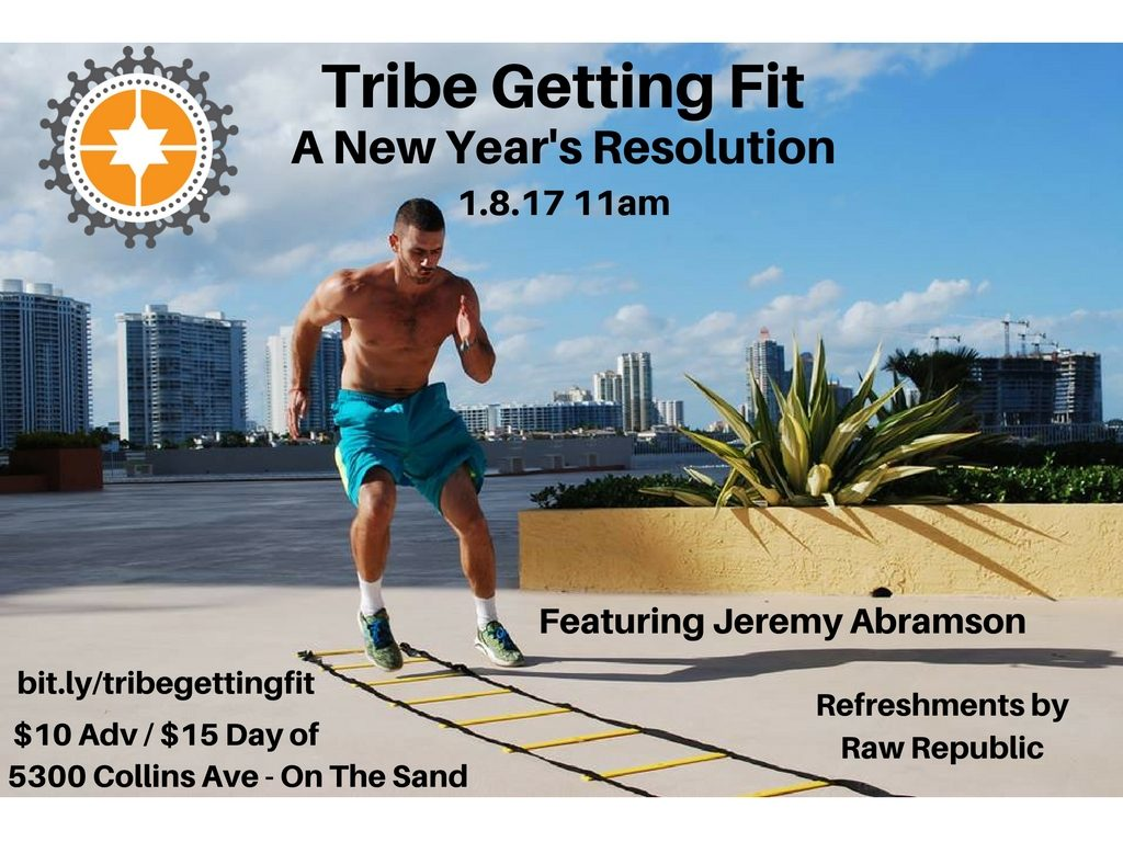 tribe-getting-fit