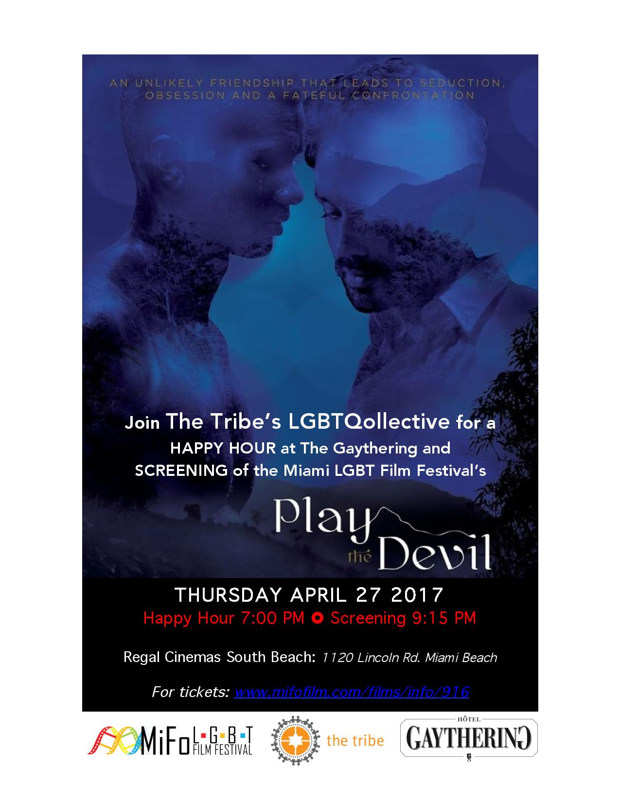 The Tribe's LGBTQollective @ MiFo Film Fest @ Hotel Gaythering | Miami Beach | Florida | United States