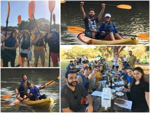 Jews in Canoes 2018 @ Oleta River State Park | North Miami Beach | Florida | United States