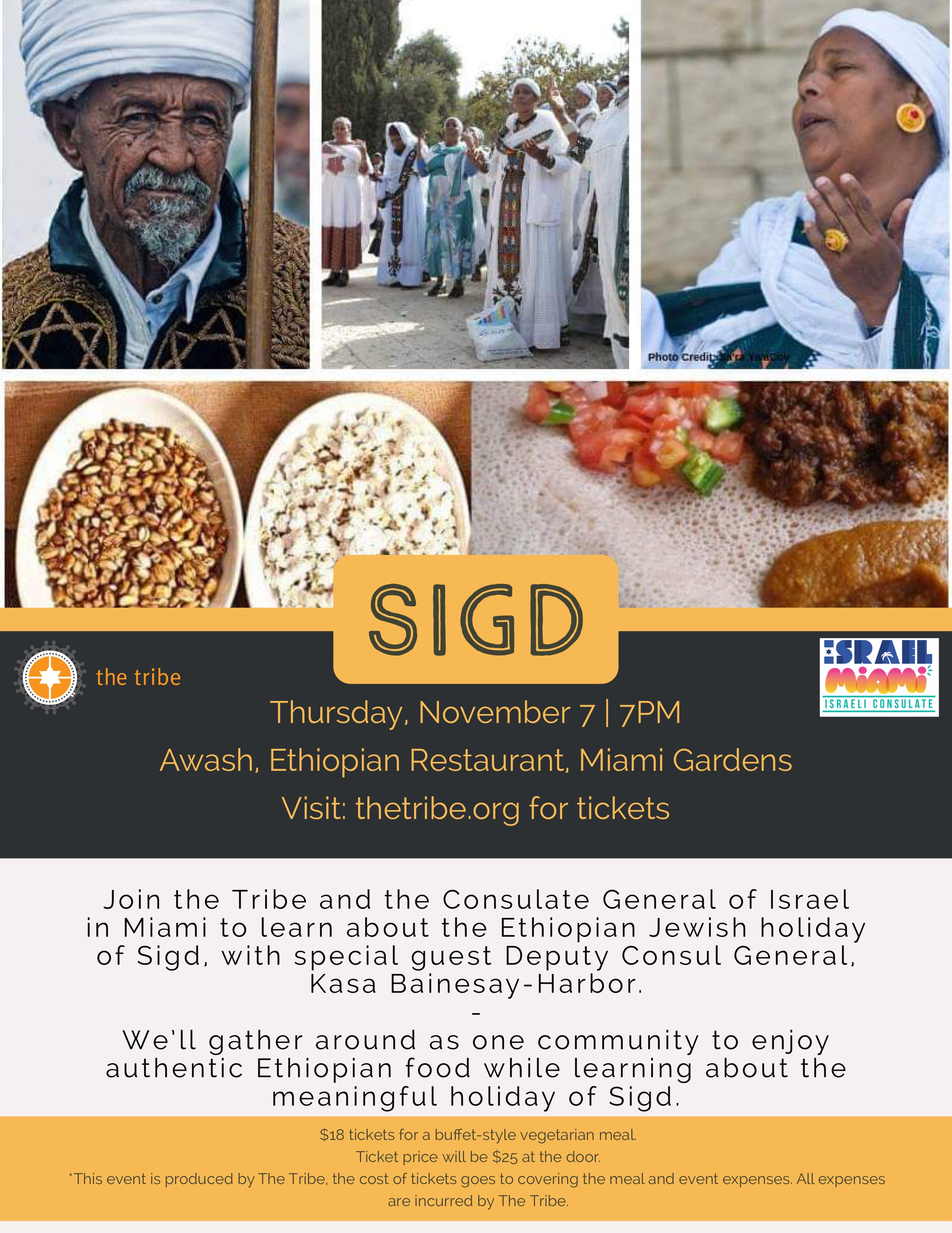 SIGD with The Tribe and Israel in Miami